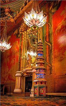 Regent's Lost Pagodas sparkle at Royal Pavilion Brighton