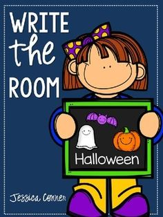 Write the Room: Pumpkins, Bats, & Spiders! Oh My!