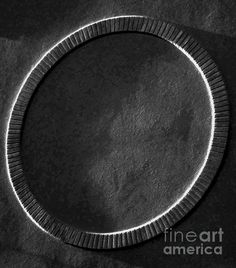 Ellipse - photograph by James Aiken. Fine art prints for sale. #minimalism #minimalist #ellipse #abstractphotography