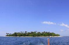 Potipot Island, Zambales Philippines