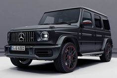 Mercedes-AMG has certainly given all the G-Wagen lovers out there something to look forward to. The high performance arm of the luxury automaker recently revealed the G63 Edition 1, an aggressively awesome take on the Mercedes G63 SUV. Dressed in black with striking red accents both inside and out, the menacing beast of a vehicle will make an official debut …