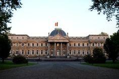 Royal Palace - Brussels, Belgium