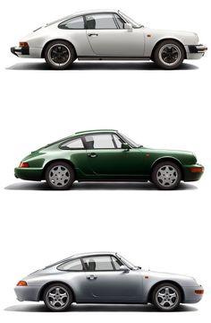 Porsche 911 air cooled