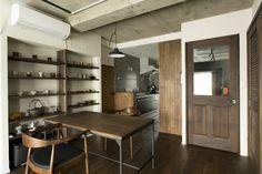 n邸・どこか懐かしい雰囲気に包まれて暮らす - マンションリフォーム・リノベーション事例|SUVACO(スバコ)