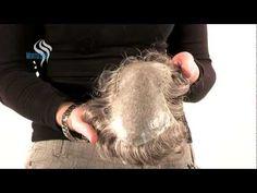PASO A PASO: Prótesis de caballero Monna Lisa - YouTube