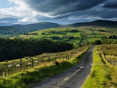 Glenelly Valley, County Tyrone, Northern Ireland