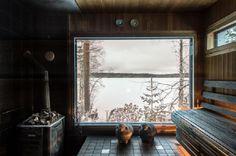 Myydään Omakotitalo 3 huonetta - Hankasalmi Suolivesi Kivisentie 777 - Etuovi.com 9505998 Sauna House, Sauna Room, Modern Saunas, Portable Sauna, Sauna Design, Outdoor Sauna, Steam Sauna, Spa, Nordic Design