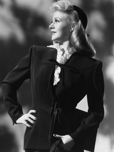 Ginger Rogers -