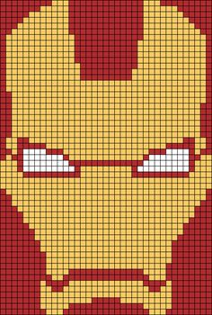 Iron Man Knitting Pattern : 1000+ images about Crochet on Pinterest Hooded cowl, Perler bead patterns a...