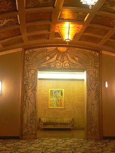 Paramount Theatre, Oakland by dct66, via Flickr