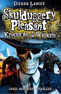 New Skulduggery Pleasant!!! (October)