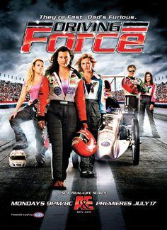 John Force, and his Drag Racing Daughters!