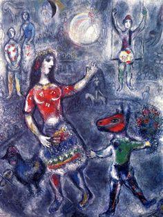 CIRCUS / Chagall