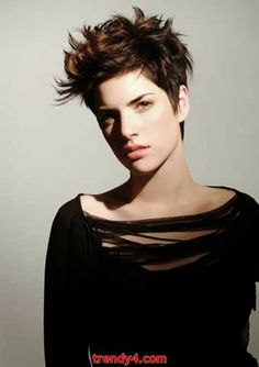 Super short haircuts pictures of haircuts 2014