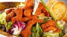 Chicken Buffalo Salad
