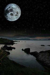 موقع كنوز للصور خلفيات هادئة صور خلفيات روعه Moonlight Photography Beautiful Moon Beautiful Nature