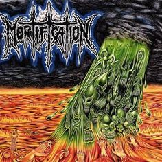 "Mortification is a Christian metal band from Australia. Their second album, released in '91, had a huge impact on my writing. Especially with lyrics like:  ""Behold the one called Lucifer eternally damned.  In caverns of despair  His mind infested with hate for you.  May every soul of his death be aware.    We reject you Satan the prince of hate.  You'll pay dearly for the atrocities you've done.  Your head will be crushed and vile gore spurt.  It'll be all over for all who hate the Son."""