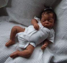 black reborn baby dolls - Google Search