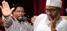 T.B. Joshua Speaks About The Buhari Administration (Video)