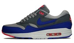 Nike Air Max 1. 2013 Spring collection. My favorite model/style of all.