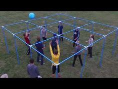 youth group game, summer camp game