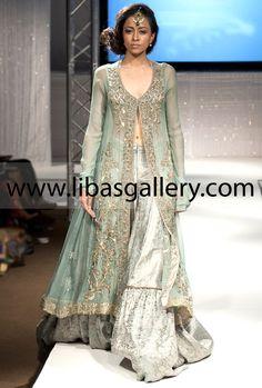 Rana Noman bridal lehenga collection at Pantene bridal couture week 2014, Pakistani Bridal dresses at PFDC, Rana Noman Pakistan Fashion Week LONDON 2014 in london heart of Bloomsbur