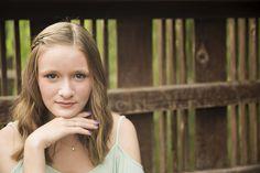 Emily, Loose Park, Kansas City MO, Senior Photography | The Mullikin Studio