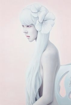 Kwon Kyung-yup.  #Art  #Painting