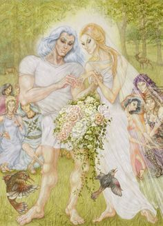 891 The wedding