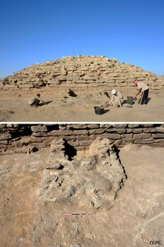 Archaeologists in Egypt have discovered a 4,600-year-old step pyramid in the ancient settlement of Edfu which predates the Great Pyramid of Giza by several decades.