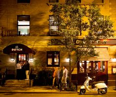 """New York's Top Restaurants: The Dutch, """"Andrew Carmellini hits all the right notes at this platonic ideal of the American bistro."""""""