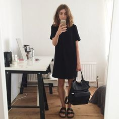 """634 Likes, 24 Comments - Brittany Bathgate (@brittanybathgate) on Instagram: """"All black summer in @thisiswhistles ◼️⚫️♣️♠️"""""""