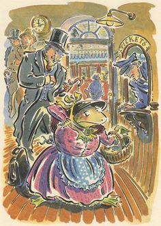 1993. Reader's Digest edition. Paul Cox, illustrator. KGS
