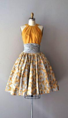Magnificent - Vintage Embroidered Dresser Scarves #collect