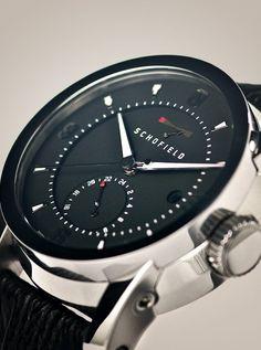 Schofield Signalman GMT PR Watch