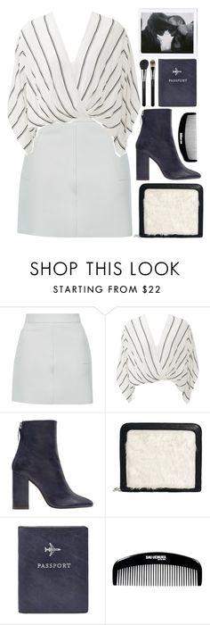 """""""Geen titel #445"""" by s-ensible ❤ liked on Polyvore featuring Topshop, Free People, Zara, ASOS and FOSSIL"""