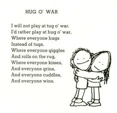 One of my favorites from the Book Where The Sidewalk Ends by: Shel Silverstein.