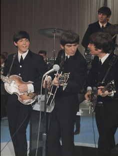Ed Sullivan photo session (1964)