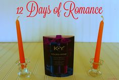 12 Days of Romance with K-Y® Yours+Mine #KYTrySomethingNew #ad