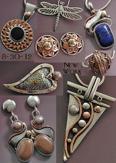 Mixed Metal Jewels