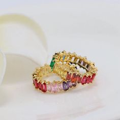 #rings#crystalaccessories#initialpendantrings