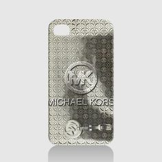 Silver MK Casing Apple iPhone Samsung Galaxy Xiaomi Note,Michael Kors, Fashion, Paris, iPhone 4, iPhone 4s, iPhone 5, iPhone 5s, iPhone 5c, iPhone 6, iPhone 6+, iPhone 6 Plus, Samsung Galaxy S4, Samsung Galaxy S5, Samsung Galaxy S3, Samsung Galaxy Note 2, Samsung Galaxy Note 3, Xiaomi Redmi 1S, Xiaomi Redmi Not