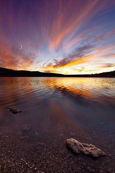 reflection - vibrance