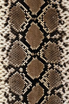 I think the texture of snake skin is really nice.Marc Jacobs did a line with snakeskin and neon.Snakeskin is sleek and classy. Gives a beautiful texture. Snake Wallpaper, Animal Print Wallpaper, Iphone Wallpaper, Aztec Pattern Wallpaper, Motifs Organiques, Motifs Textiles, Patterns In Nature, Textures Patterns, Print Patterns