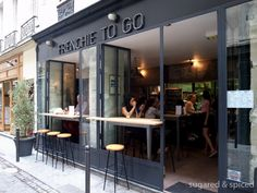 LUNCH - Paris - Frenchie to go