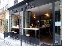 paris frenchie to go 9 rue du Nil, 75002