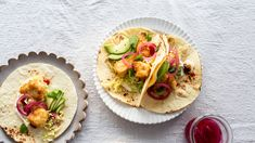 Where to find funky tacos, heaping plates of shrimp and grits, and traditional Afghan cuisine - 11 best new restaurants in Greenville, SC Fried Fish Tacos, Vegan Fries, Vegan Mayonnaise, Fresh Tomato Salsa, Quick Weeknight Meals, Pickled Onions, Vegan Recipes, Stuffed Peppers, Vegane Rezepte