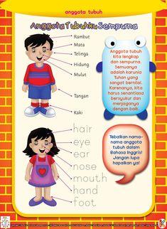 Anggota Tubuhku Sempurna | Ebook Anak Arya, Comics, Comic Books, Comic Book, Comic, Cartoons, Comic Art, Graphic Novels