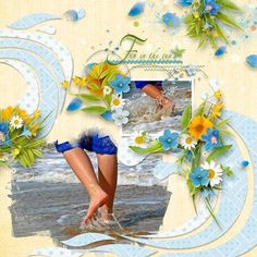 Sunshine - The Kit by Jasmin-Olya Designs…