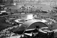 Tahrir Square Cairo Egypt #50s #history #1950s